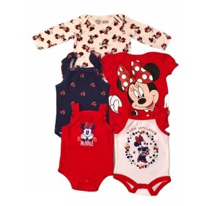 Baby girl minnie mouse bundle